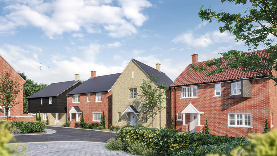 Poppy Place Plots 6 to 9